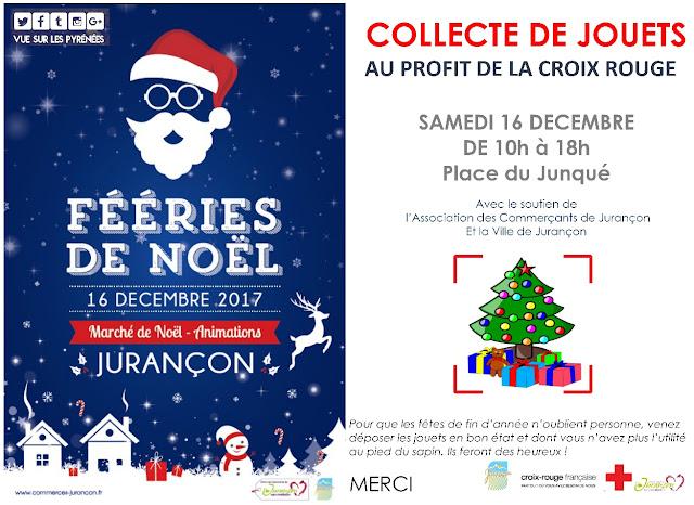 Les féeries de Noël Jurançon 2017