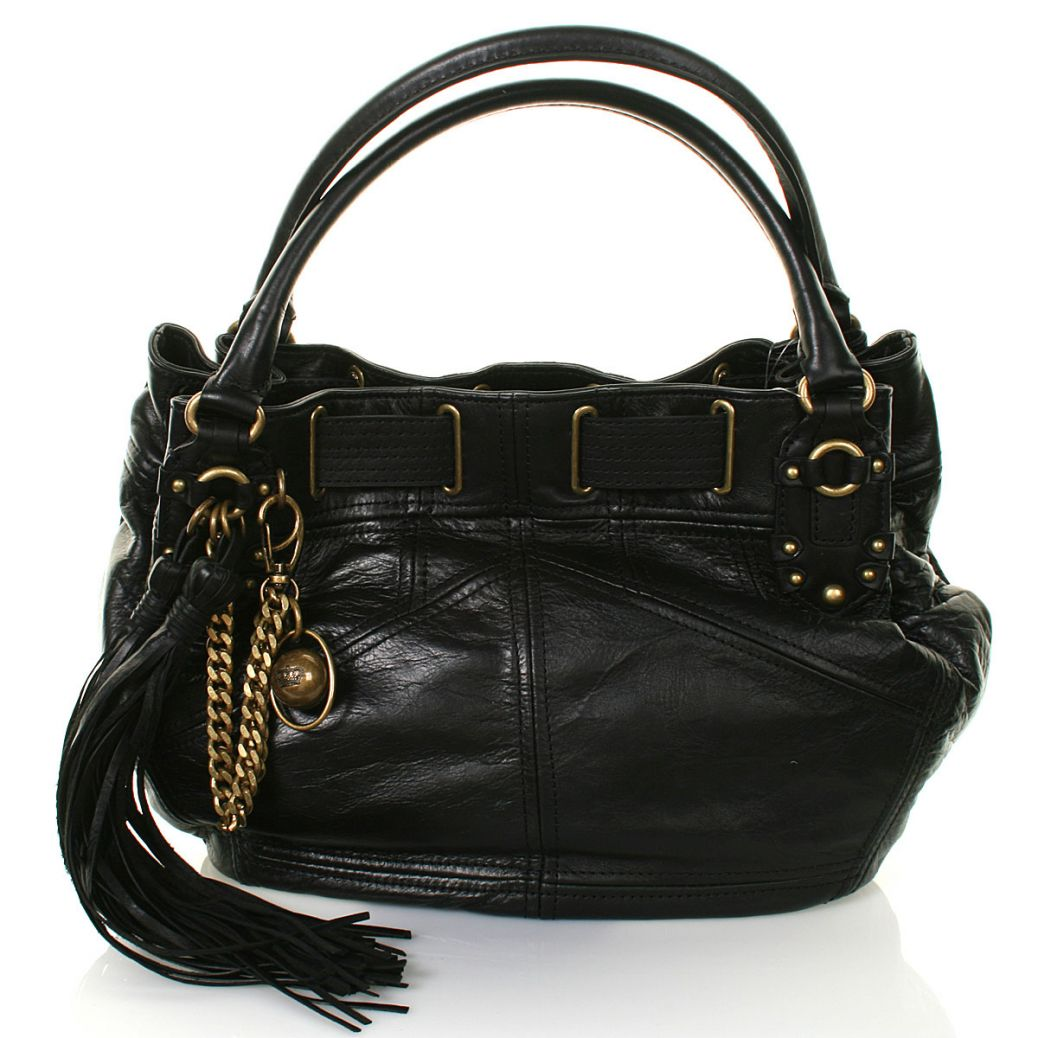 Leather handbags are timeless fashion statements, and well-constructed purses are generally built to last for life. Leather is durable and strong and can often handle heavier weights. Leather is durable and strong and can often handle heavier weights.