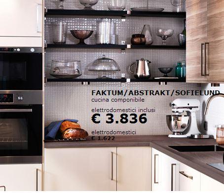 Arredo a modo mio Le cucine Ikea modelli e prezzi