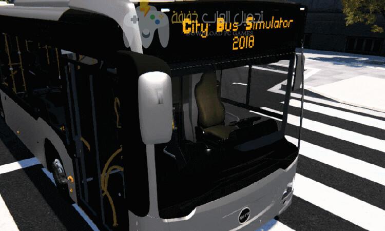 تحميل لعبة Bus Simulator 2018 للكمبيوتر وللاندرويد
