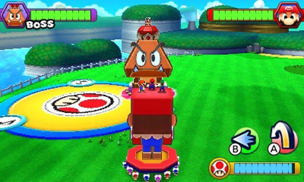 Superphillip Central Mario Luigi Paper Jam 3ds Review
