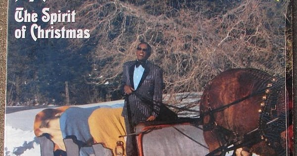Ray Charles That Spirit Of Christmas.Chitlins Catfish And Deep Southern Soul Ray Charles The