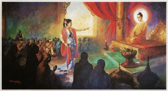 Đạo Phật Nguyên Thủy - Kinh Tăng Chi Bộ - Không sợ hãi