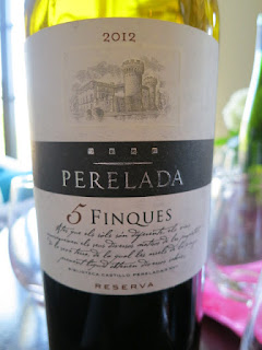 Castillo Perelada 5 Fincas Reserva 2012 - DO, Spain (88 pts)