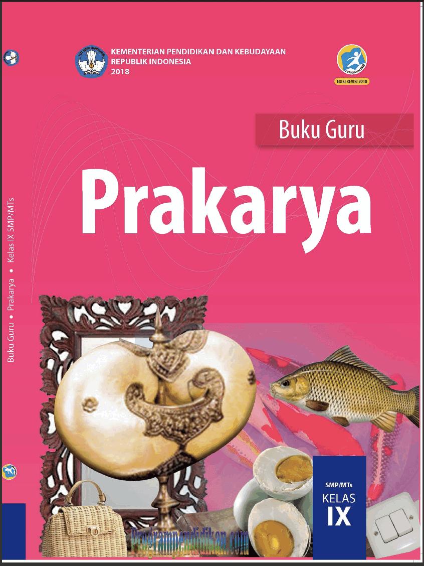 buku prakrtya k13 kelas 9