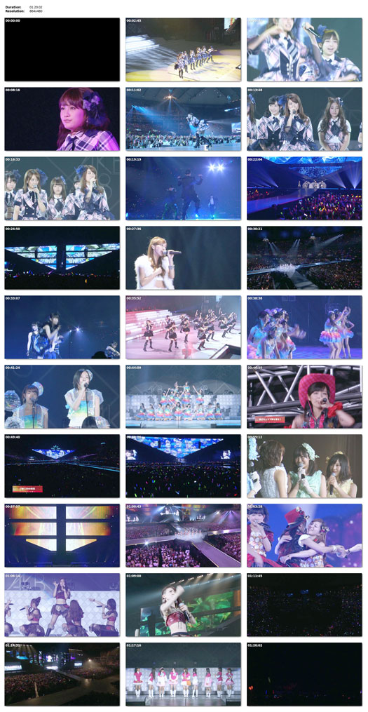Download] DVD Rip - AKB48 in Tokyo Dome ~1830mの夢~スペシャル