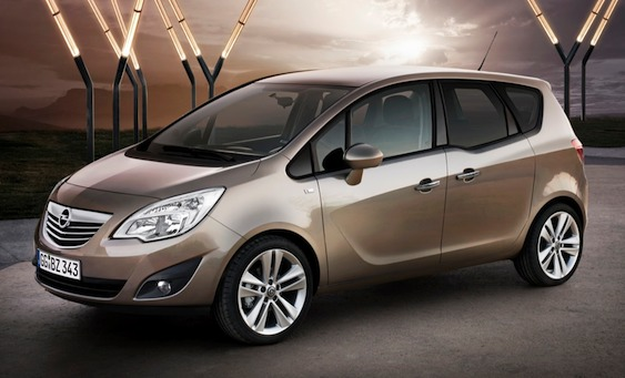 2011 opel meriva cars news review. Black Bedroom Furniture Sets. Home Design Ideas