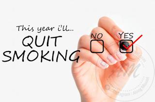 Panduan Berhenti Merokok  Berhenti merokok adalah impian setiap perokok di dunia. Tidak terkecuali di Malaysia juga ramai yang menyimpan dan bercita-cita untuk berhenti merokok untuk pelbagai alasan.  Tetapi hanya beberapa orang sahaja yang betul-betul mampu untuk berhenti merokok. Kita yang tidak merokok sepatutnya memberi sokongan dan dorongan kepada perokok tegar untuk berhenti dan bukanya menggalakkan mereka untuk terus merokok.  Paling mudah adalah dengan memberi nasihat dan kata-kata semangat untuk mereka berusaha berhenti merokok ketika bulan puasa ini. Ramai perokok tegar yang mampu bertahan sehingga 14 jam di bulan mulia Ramadan ini tetapi akan aktif merokok kembali selepas bulan Ramadan. Panduan Berhenti Merokok  Bukankah di bulan yang mulia ini kita di didik untuk berpuasa dengan lapar dan dahaga seharian dan kita mampu juga untuk menahan diri dari untuk merokok. Tetapi kenapa selepas bulan Ramadan kita tidak mampu untuk bertahan dan merokok?  Adakah ini kerana pengaruh kawan-kawan yang juga perokok tegar atau diri kita yang masih lagi tidak mampu untuk tinggalkan batang rokok? Bukan menyalahkan orang lain tetapi lebih kepada diri sendiri yang masih lemah dan pengecut untuk betul-betul mendisiplinkan diri untuk berhenti merokok.  Orang lain adalah tanggungjawap mereka sendiri, kita yang perlu bertanggungjawap terhadap diri kita dan juga keluarga kita. Jika kita yang sakit adalah mereka yang merokok bersama kita dahulu akan menderma organ kepada kita?
