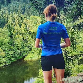 Laufen Erzgebirge Thoni Mara Marathon Training Talsperre
