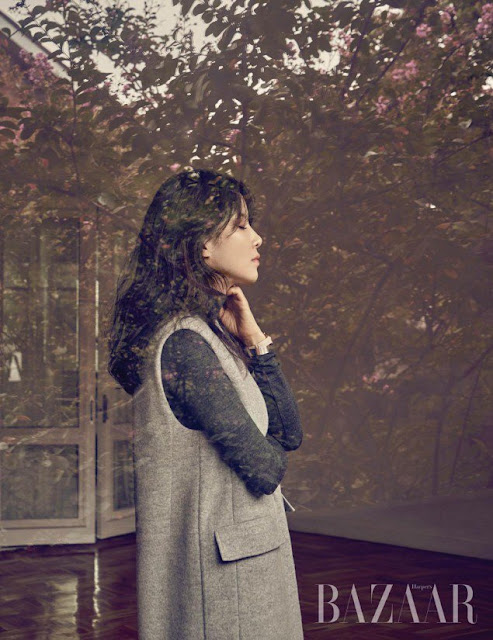 Harper Bazaar 2 Lee Bo Young