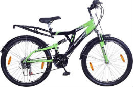 Hero Blade 26T S365BBDBD02 Hybrid Cycle For Rs 3849 at Flipkart