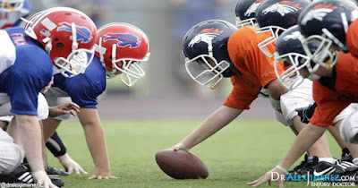 Evaluating Concussion in Athletes - El Paso Chiropractor