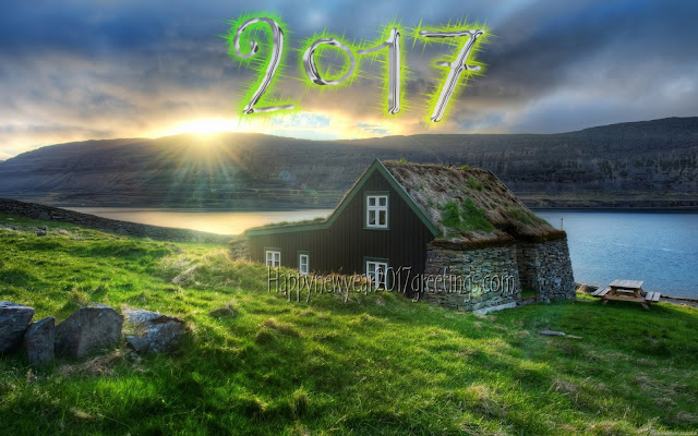 New Year 2017 HD Desktop Photos Download