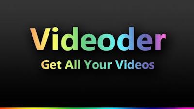 تطبيق videoder لتحميل فيديوهات اليوتوب و المواقع الأخرى مجانا على الاندرويد