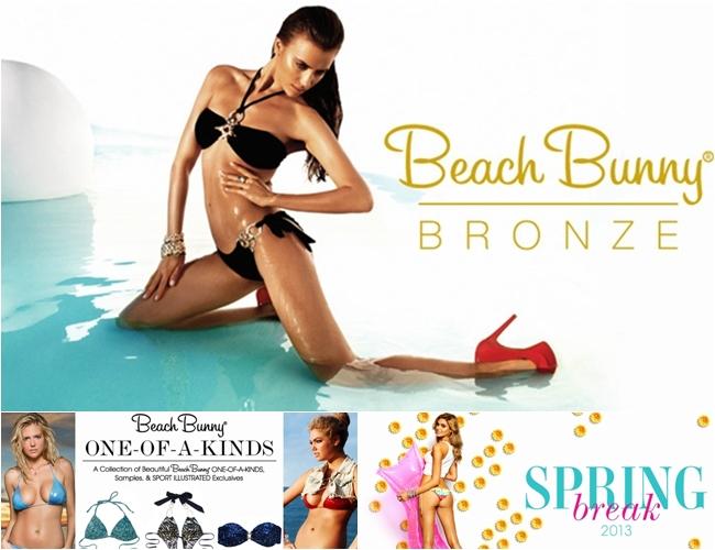 Beach Bunny swimwear collections
