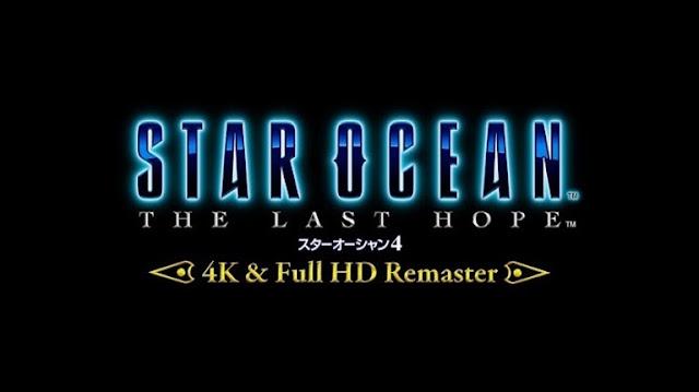 الكشف عن أول الصور من نسخة ريماستر Star Ocean : The Last Hope