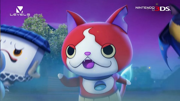 Yo-Kai Watch Blasters: Red Cat Corps Story