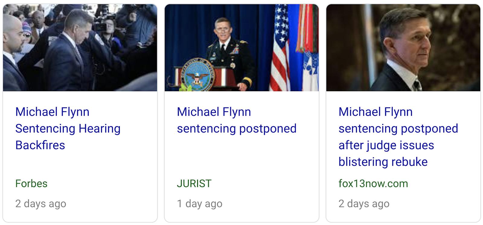 0fd0df640 https://www.forbes.com/sites/walterpavlo/2018/12/18/michael-flynn -sentencing-hearing-backfires/#33e56af31f81