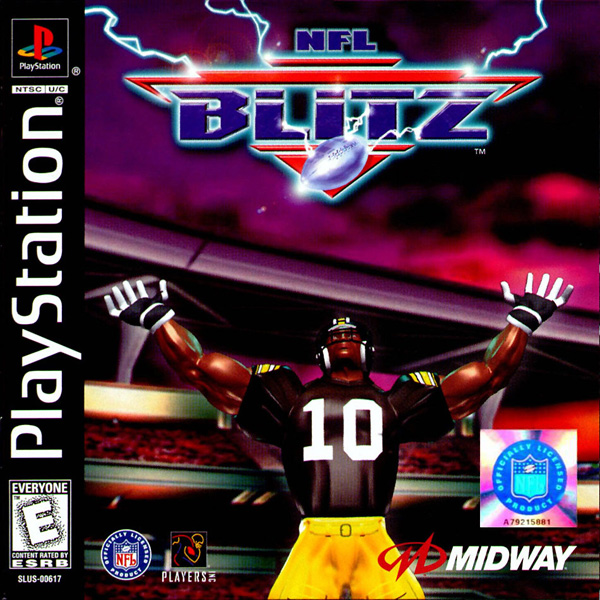 NFL Blitz - PS1 - ISOs Download