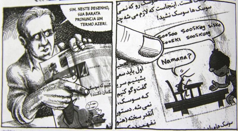 UMA METAMORFOSE IRANIANA - MULTIVERSO NEWS