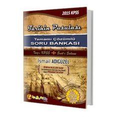 Kitapcim.biz KPSS Tarihin Pusulası Tamamı Çözümlü Soru Bankası (2015)