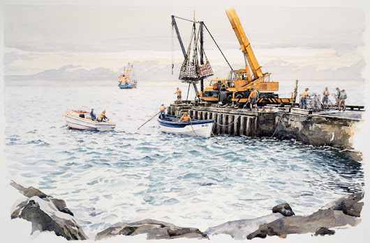 The Australian Society of Marine Artists 20th Anniversary Celebratory Exhibition