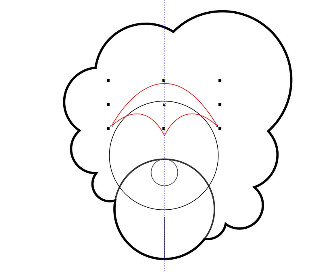 como hacer un circulo en corel draw tutorial como hacer un