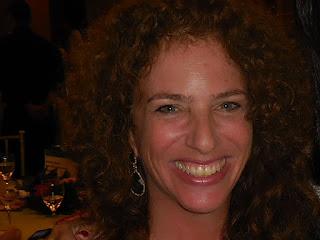 Carolina Birenbaum uma voluntária da comunidade