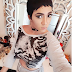 Rukky Sanda shows off new look