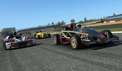 REAL RACING 3  money mod apk