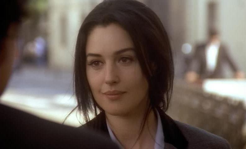 Movie And Tv Cast Screencaps Monica Bellucci As Lisa In L