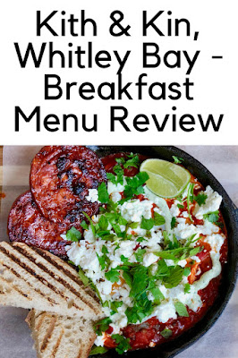Kith & Kin, Whitley Bay - Breakfast Menu Review