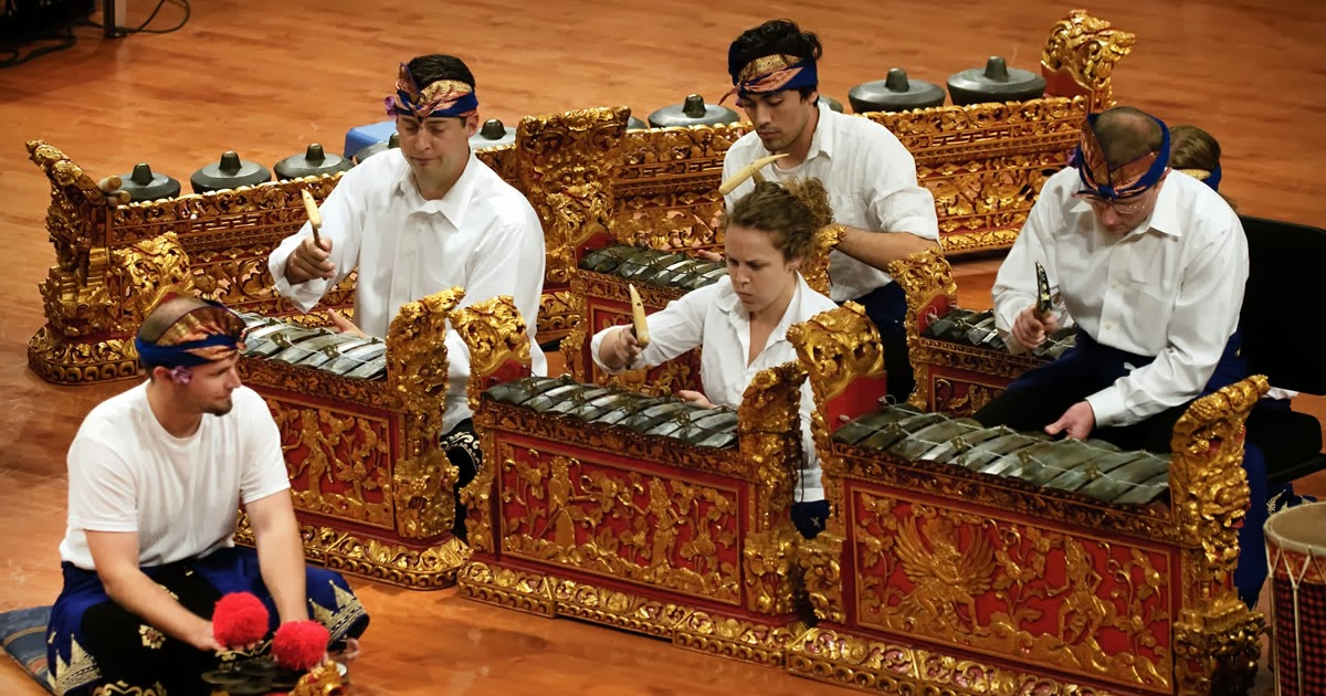 Download Instrument Gamelan Bali ~ Kesenian Indonesia ...
