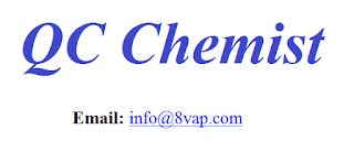 QC Chemist