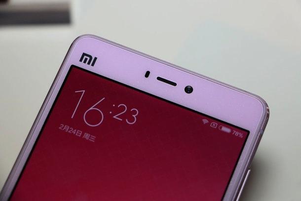 Đánh giá điện thoại Xiaomi Mi 4s (2)