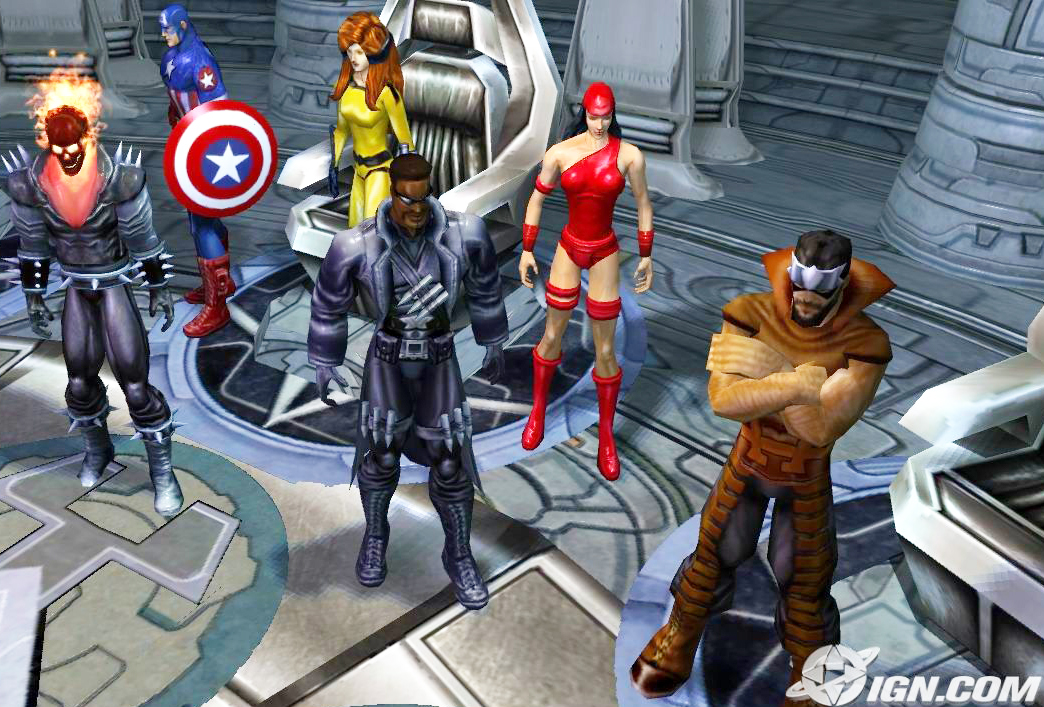 Marvel: Ultimate Alliance Highly Compressed PC Game Full Version