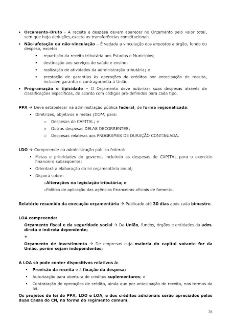 Constituição federal para concursos pdf