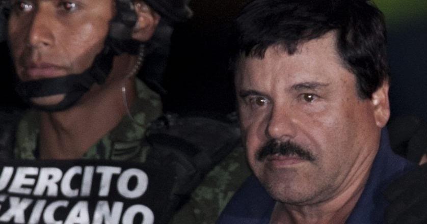 borderland beat revealed not one but three of el chapo