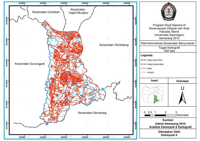 Jejak Jalan-ku: Beberapa Tugas Peta