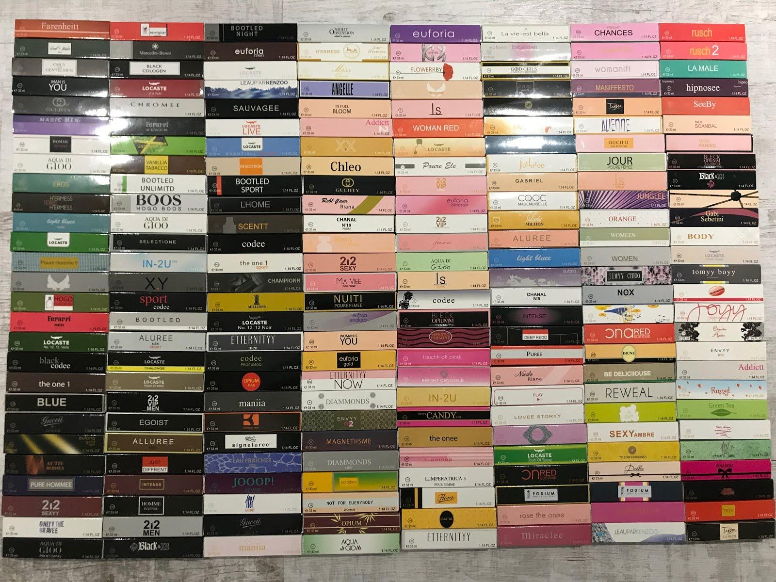 47ab3dd4666c95 Perfumy 33ml - najtrwalsze w europie | HURTOWNIA REPLIK perfumetki ...