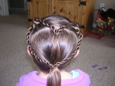 Astonishing Little Girl Long Hairstyles For Kids Haircut Cool Styles Short Hairstyles For Black Women Fulllsitofus