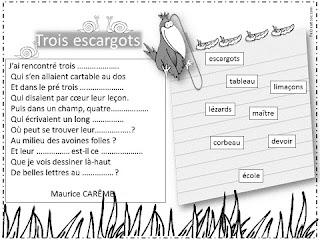 Image312 - DES POESIES POUR LA RENTREE ! Thèmes : l'école – les lettres – écrire