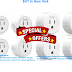 New York : ❤ 14 units of Smart Plug, Gosund Mini WiFi Outlet Works with Alexa, Google - AND - Smart Plug Gosund Smart WiFi Outlet Works with Alexa and ★ 2020 delivery to East Gravesend