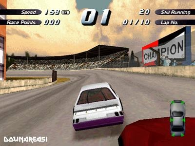 Destruction Derby 2 psx