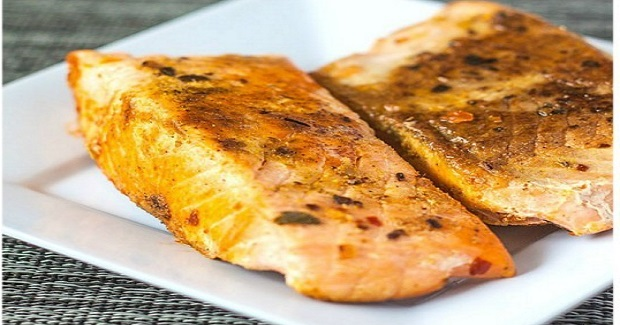 Smoked Paprika Roasted Salmon Recipe