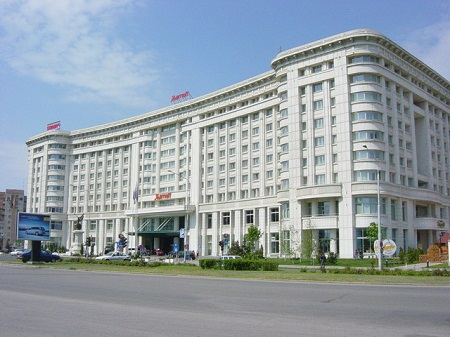 Grand Hotel Marriott din Bucuresti