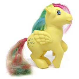 MLP Giallo Year Two Int. Rainbow Ponies I G1 Pony