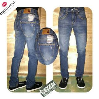 celana jeans pria skinny original bandung