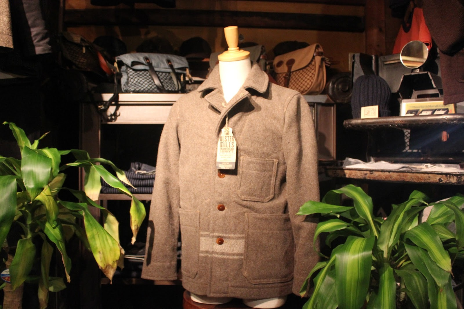 Steinbeck clothing store
