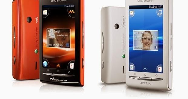 Catatan Wahyu Flashing Sony Xperia X8 E15i dan W8 E16i